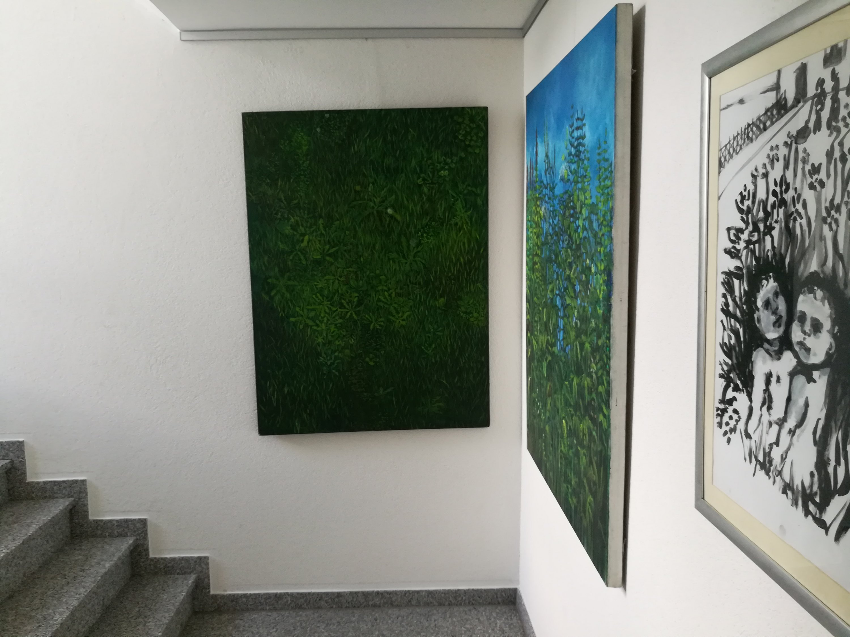 Ausstellung: Suzanne Austin | Die Hausgemeinschaft im Pauluscarrée
